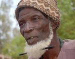 Hombre en Gambia/Senegal
