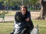 Con Lennon en Cuba